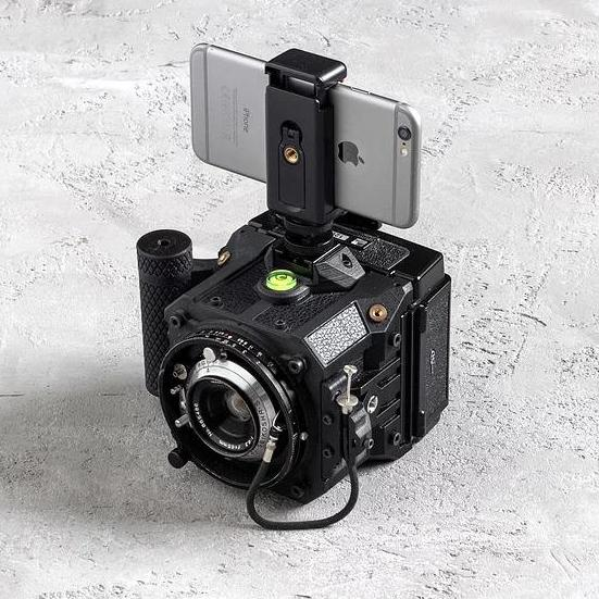 Lightweight and durable medium format camera for every photographer!